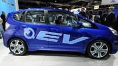 Plus de détails sur la Honda Jazz électrique