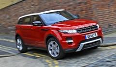 Essai Range Rover Evoque SD4 BVA : Dandy Street