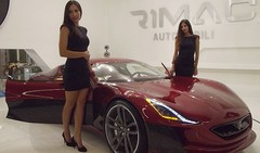 Rimac Concept One, la supercar électrique qui signe la revanche des croates