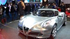 Alfa Romeo 4C concept : une Lotus à l'italienne