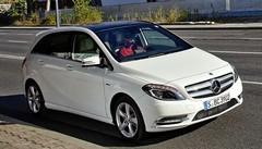 Essai Mercedes Classe B : baby Classe R