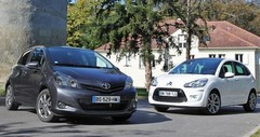 Essai Toyota Yaris vs Citroën C3 : l'âge de raison
