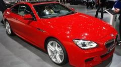 BMW Série 6 Coupé : le pack M en vidéo