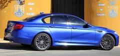 Essai BMW M5 F10 : leurre de pointe