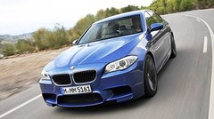 Essai BMW M5 560 ch (2012) : Le bonheur selon BMW !