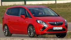 Essai Opel Zafira Tourer : changement de standing