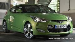 Des nouvelles motorisations chez Hyundai