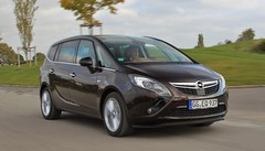 Essai Opel Zafira Tourer : Très grand, et malin