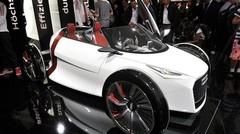 999 exemplaires pour l'Audi urban concept
