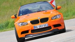 Essai BMW M3 GTS : L'image et le son