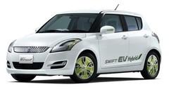 Suzuki Swift EV Hybride