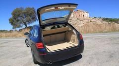 Essai BMW 525d Touring
