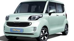 Nouveau Kia Ray, le microcar coréen pour les coréens