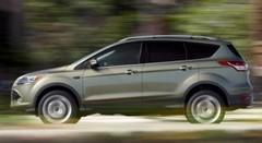 Ford Escape/Kuga : adieux l'hybride, bonjour la technologie