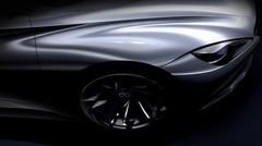 Infiniti annonce un concept de sportive électrique à prolongateur d'autonomie