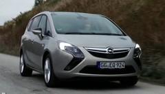 Essai Opel Zafira Tourer 2.0 CDTi 165 ecoFLEX
