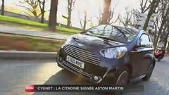 Emission Turbo du 20/11/2011 : Aston Martin Cygnet, Porsche 911 Type 991, Audi A6, BMW Série 5