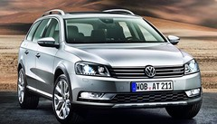 Volkswagen Passat Alltrack : A l'assaut des chemins