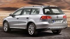 3 g/km de CO2 en plus pour la Volkswagen Passat Alltrack