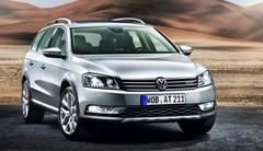 Volkswagen Passat Alltrack : Façon Allroad