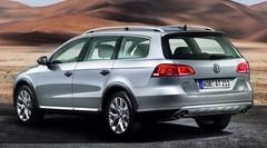 Volkswagen Passat Alltrack : 4x4 à la carte
