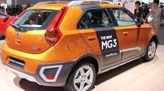 MG 3 Xross, héritière de la Rover Streetwise