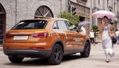Road trip : traversée de la Chine en Audi Q3