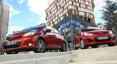 Essai Toyota Yaris 1.4 D-4D Style vs Kia Rio 1.4 CRDI Active : Les pieds dans le tapis