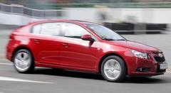 Essai Chevrolet Cruze cinq-portes 1.6 : Familiale essoufflée