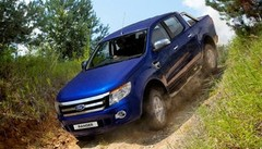 Essai Ford Ranger        ch BVM Limited   vid  o Dailymotion Le Ford Ranger restyl   s       chappe sur la Toile