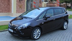 Essai Opel Zafira Tourer : C'est pas si mal d'être papa