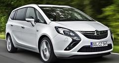L'Opel Zafira Tourer turbo-gazé pour le marché allemand