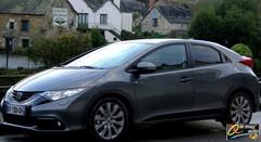 Essai Honda Civic 2.2 i-DTEC 150 Innova : symbole de reconquête