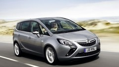 Une version gaz naturel du nouvel Opel Zafira