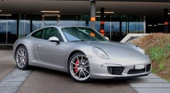 Essai Porsche 911 Carrera S Type 991 : what else ?