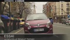 Emission Automoto : Essai Renault Twingo; Zafira vs Grand Scénic; Série 1