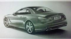 Voici la nouvelle Mercedes SL