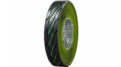 Pneumatiques : Bridgestone présente un pneu sans air !