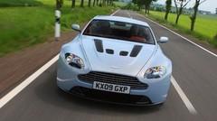 Aston Martin V12 Vantage : la version roadster confirmée