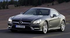 Nouvelle Mercedes SL : Sportive et Légère