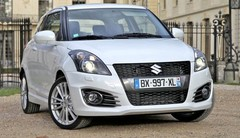Essai Suzuki Swift Sport 2012 1.6 VVT : une recette sympathique
