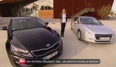 Emission Turbo : Corvette Z06, Opel RAKe, Kia Optima, Peugeot 508