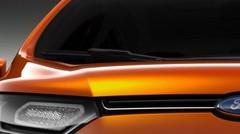 Ford EcoSport 2012 : un 1er teaser photo du petit crossover