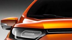 Ford EcoSport : le crossover compact présenté à New Delhi