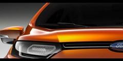Salon de New Dehli : Ford EcoSport