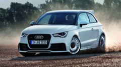 Audi A1 Quattro : une petite bombe de 256 chevaux !