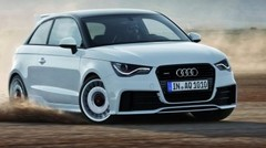 Audi A1 quattro : Audi RS1 ?