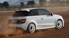 Audi A1 quattro : Au nom de l'ancêtre