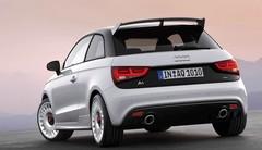 Nouvelle Audi A1 quattro: 256 ch et une production limitée