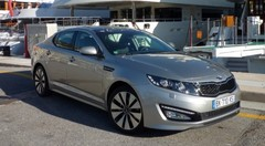 Essai Kia Optima : Optimale satisfaction !
